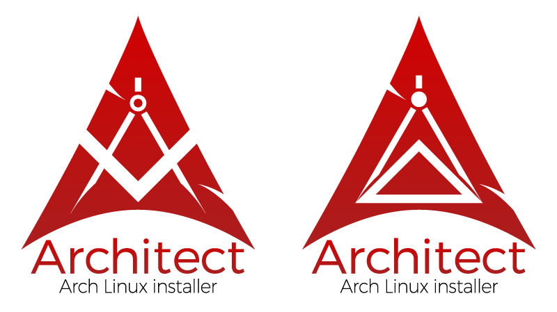 Architect logo redesign